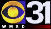 WMBD 1998 Logo CBS 31