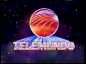 Telemundo Logo 1987-1992