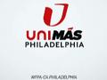 WFPA-CA UniMas Philadelphia logo