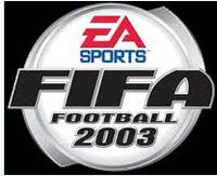 FIFA football 03 logo