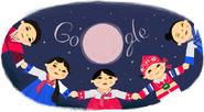 Google Thanksgiving Day 2013 Korea