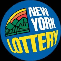 New York Lottery Logo From 2009