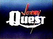 The New Adventures of Jonny Quest 1986 Title Card