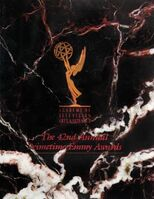 42nd Primetime Emmy Awards poster