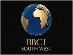 BBC 1 1985 South West