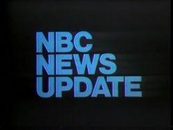 NBC News Update intro 1976