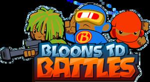 Bloons TD Battles Logo