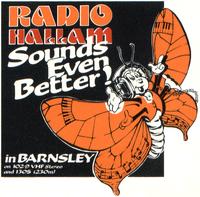 Hallam, Radio Barnsley 1986