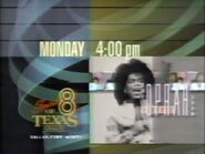 WFAA Oprah Winfrey Show from May 1990