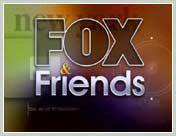 Fox and friends logo