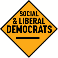 Social and Liberal Democrats logo