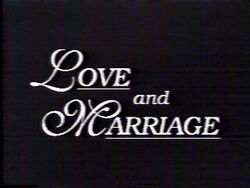 Loveandmarriage