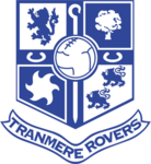 Tranmere Rovers FC logo (copperplate)