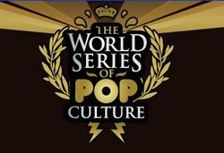 The World Series of Pop Culture-Logo