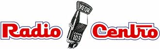 Radio centro 1030 AM 1er logo