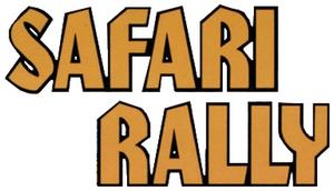 Safari Rally Logo