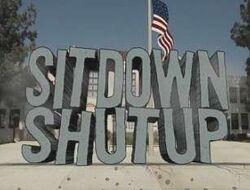 Sitdownshutup