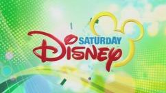 Saturday Disney title card