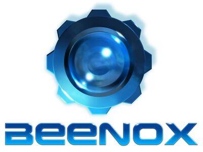 181723-logo signature beenox shadow vertical super