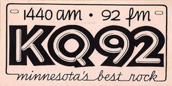 KQRS 92 FM 1440 AM