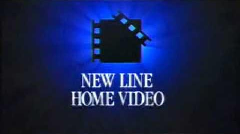 New Line Home Video 1994 logo