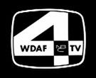 WDAF logo 1960s