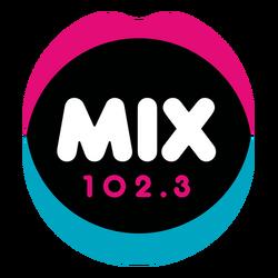 Mix 102.3 logo