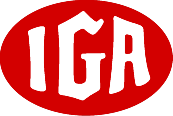 IGA first logo