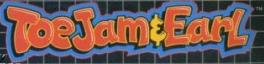 Toejam & earl logo