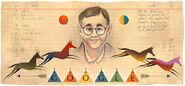 Google James Welch's 76th Birthday