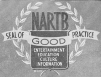 NARTB Seal of Good Practice 1951