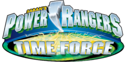 Power Rangers Time Force Logo
