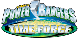 Power Rangers Time Force Logo