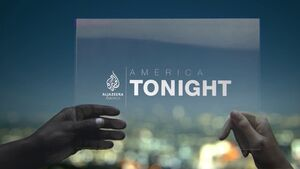 America Tonight Title card