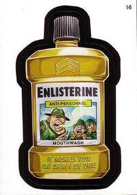 Enlisterine