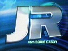 Jornal da Record com Boris Casoy 2004 vinheta