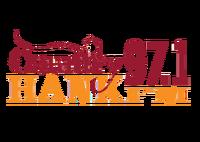 WLHK Hank FM logo