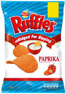 Walkers Ruffles Paprika