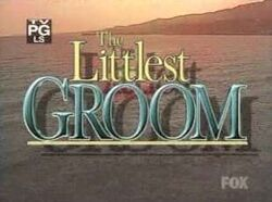The littlest groom-show