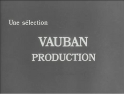 Vauban Production 1936 Logo