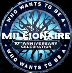 Millionaire10th-AnniversaryLogo2010