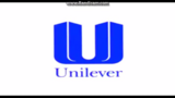 Unilever on screen logo 2001-2002