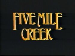 Five-mile-creek