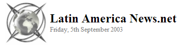 Latin America News.Net 2003