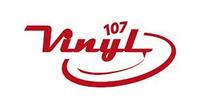 Vinyl 107 logo