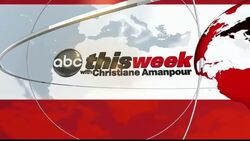 ABC This Week with Christiane Amanpour