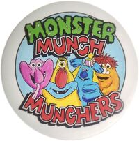 Original Monster Munch Monsters