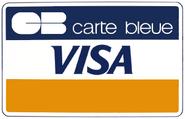 Carte Bleue Visa 2