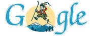 GoogleDoolde-Josip Vandot's 130th Birthday