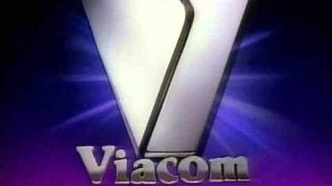 Viacom Productions warp speed logo (1986 - high tone)